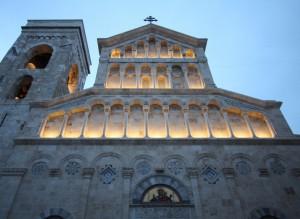 Cattedrale di Santa Maria, quartiere Castello, Cagliari