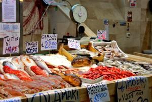 Mercato di San Benedetto, Cagliari