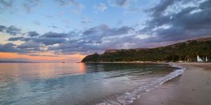 Il Poetto, la spiaggia di Cagliari