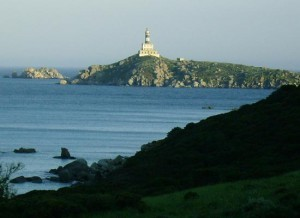 Villasimius: il faro di Capo Carbonara