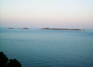 L'Isola di Serpentara, di fronte a Villasimius