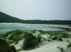 Villasimius: spiaggia di Timi Ama